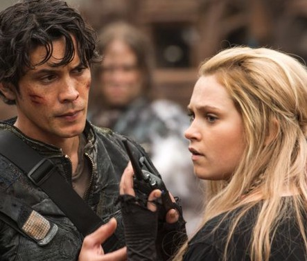 The 100 - Eliza Taylor, Bob Morley