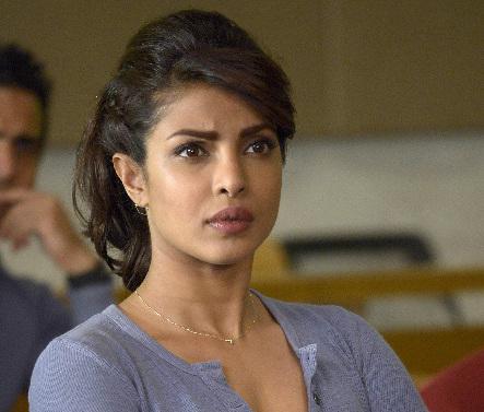 Quantico - Priyanka Chopra