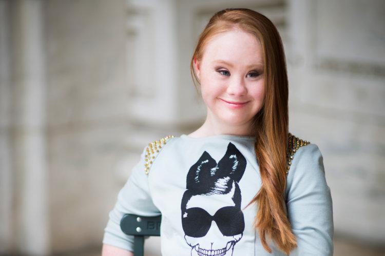 Madeline Stewart headshot