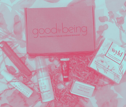 Goodbeing beauty box