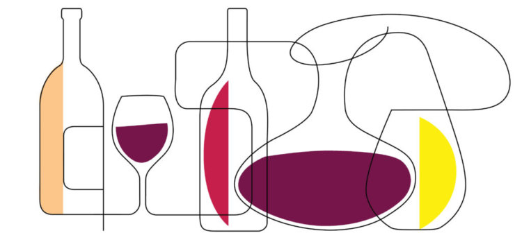 Wine of the week illo