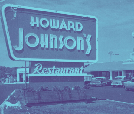 1970s Restaurants - Howard Johnson's