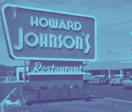 1970s Restaurants - Howard Johnson's