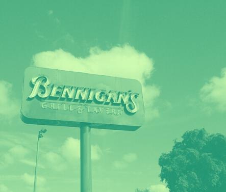1980s restaurants - Bennigans