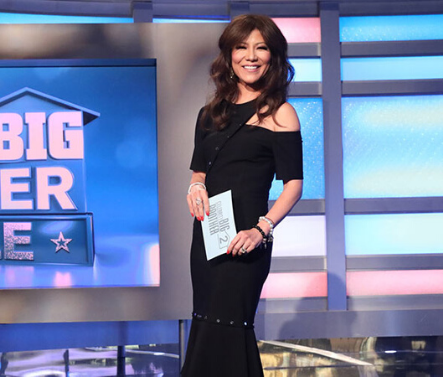 Julie Chen on Big Brother